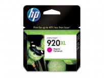 Hewlett Packard HP 920XL Magenta Officejet Ink Cartridge [CD973AE]