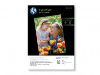 Hewlett Packard Everyday Semi-gloss Photo Paper - 25 sheets [Q5451A]