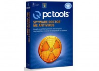 PC Tools Spyware Doctor with AntiVirus 2012, 1 User-3 Licences [21210179]